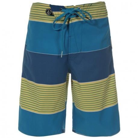 Boardshort Volcom V2S Maguro Stripe Marina Blue