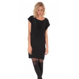 Dress Volcom Black Get In Line