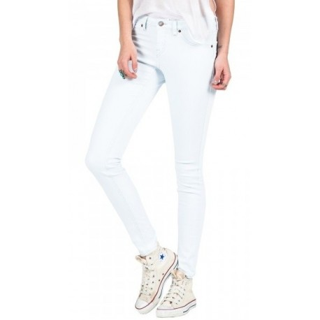 Legging Jeans Pants Volcom Liberator Cool Blue