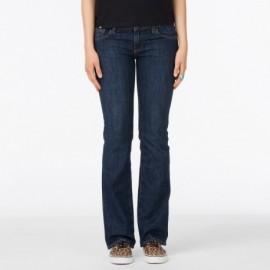 Pant Jeans Vans Bootcut Denim Tumbled Indigo