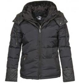 Jacket Volcom Rivalry Down Black