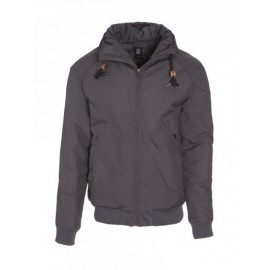 Volcom Jacket Grey Coaster