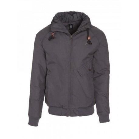 Volcom Jacket Grey Coaster