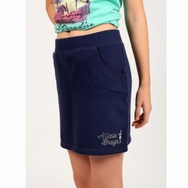 A skirt Aise Breizh Vahe Electric Blue