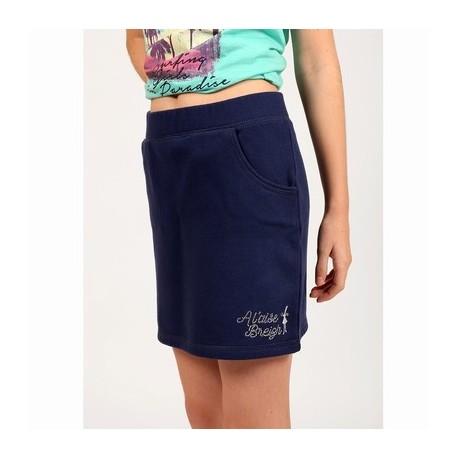 A skirt Aise Breizh Vahe Electric Blue