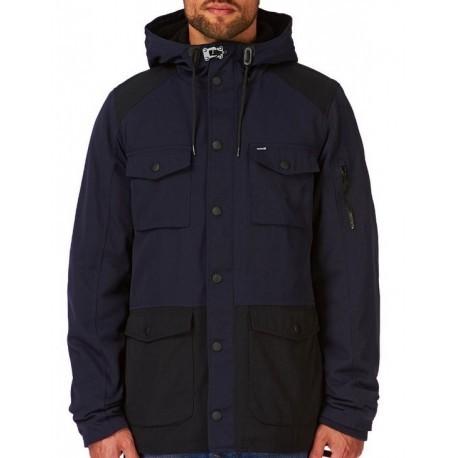 baf3ae37a5631 Hurley Coat Occupy Marine - Breizh Rider