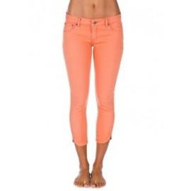 Pantacourt Rip Curl Pins Crop Colour Orange