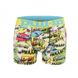 Boxer Pull In Master Lapins Crétins AAAH