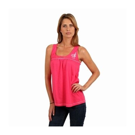 Tank Top At The Breizh Perros Magenta