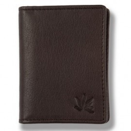 HOALEN Kard Card Holder Dark Brown