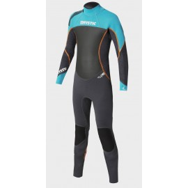 Combinaison Mystic Junior Star Back Zip 5/4mm