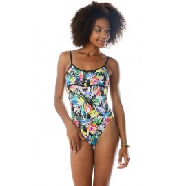 Swimsuit 1 piece Banana Moon Derry First Multicolor