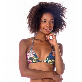 Top of Swimwear Banana Moon Yero Kaanapali Blue