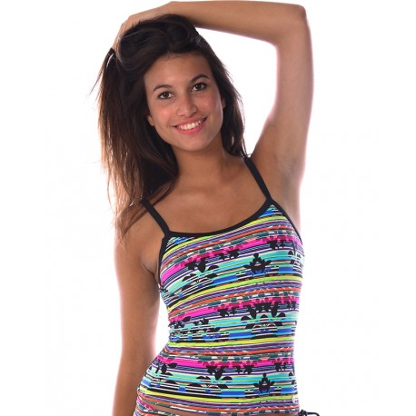 Swimsuit Top Banana Moon Tankini Clipper Byberry