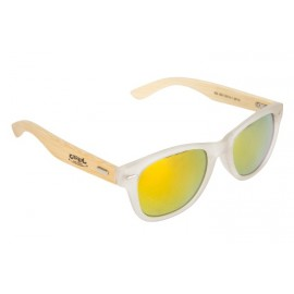 Lunette de Soleil Adulte Cool Shoe Woody White