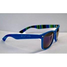 Sunglasses Cool Shoe Rincon Stripes Bleu