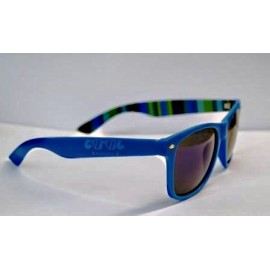Sunglasses Cool Shoe Rincon Stripes Bleu