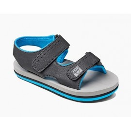 Tong Kids Reef Grom Stomper Gray Blue