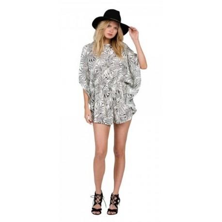 Combi-shorts Volcom Fox Tail Palm Romper