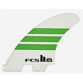FCSII JW PG Medium Tri Fins