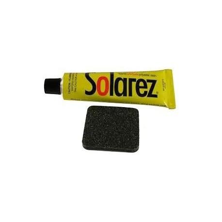 Tube de Solarez Polyester