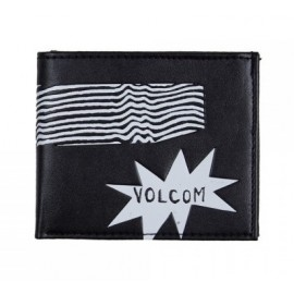 Volcom Corp Large Blackout Wallet
