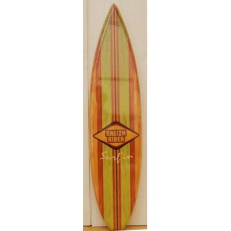 Surf Wood Deco Breizh Rider 1