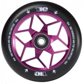 Roue Blunt Diamond 110mm Purple