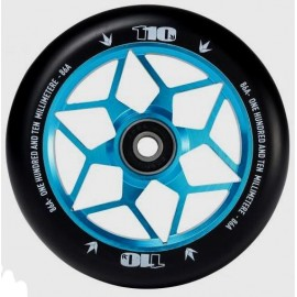 Blunt Wheel Diamond 110mm Teal