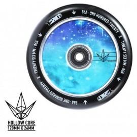 Blunt Wheel 120mm Hollow Galaxy