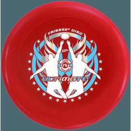 Frisbee Disc Ultimate Rouge 175gr
