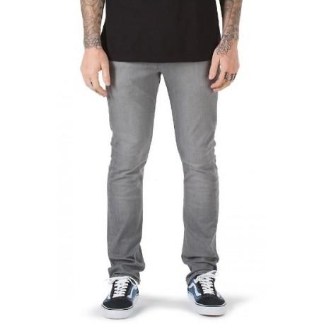 Men S Jeans Vans V76 Skinny Worn Gray Pants Breizh Rider