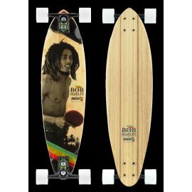"Longboard Skate Sector 9 Bob Marley Small Axe 32.5"""