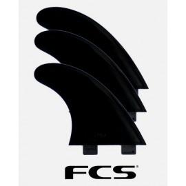 FCS Set Tri Fins G5 Black