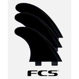 FCS Set Tri Fins G5 Black