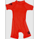 Shorty Lycra Enfant Anti-UV Madness Rouge