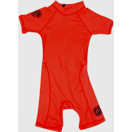 Shorty Lycra Baby Anti-UV Madness Red