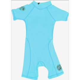 Shorty Lycra Baby Anti-UV Madness Blue