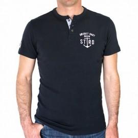 Tee Shirt Homme Stered Tunisien Kerroc'h Marine