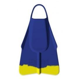 Palme DaFin Blue Yellow