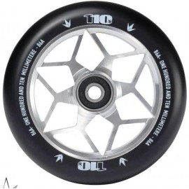 Blunt Wheel Diamond 110mm Silver