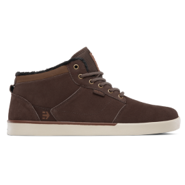 Chaussures Etnies Jefferson Mid Brown Brown