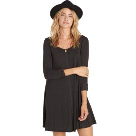 Billabong Dress Another Day Black