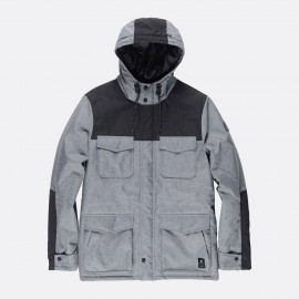 Men's jacket ELEMENT Hemlock Gray China