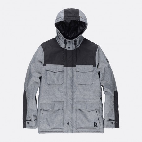 Men's jacket ELEMENT Hemlock Gray China