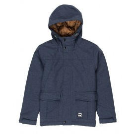 Manteau Junior BILLABONG Alves 10K Navy Heather
