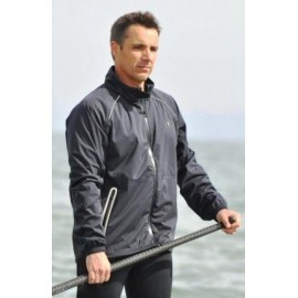 Wind Jacket Howzit Men Black