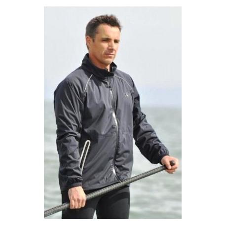Wind Jacket Howzit Homme Noir