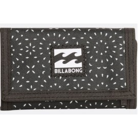 Portefeuille BILLABONG Atom Black White