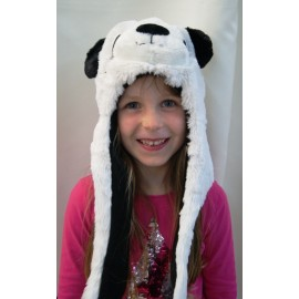 Bonnet Kids HERMAN Monster Panda